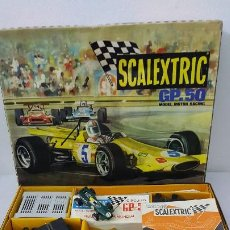 Scalextric: SCALEXRIC GP 50. Lote 148960098