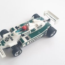 Scalextric: WILLIAMS FW-07 BLANCO SCALEXTRIC EXIN REF 4068. Lote 183815961