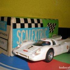 Scalextric: PORSCHE 917 EXIN,CON CAJA ORIGINAL. Lote 183843548