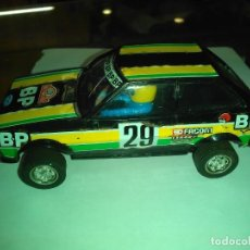 Scalextric: FORD FIESTA REF 4057 4061 SCALEXTRIC EXIN . Lote 183927360