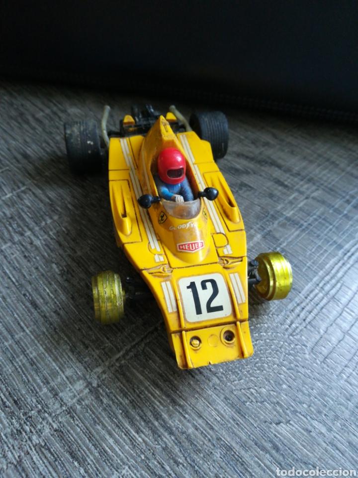 FERRARI B3 F1 SCALEXTRIC (Juguetes - Slot Cars - Scalextric Exin)