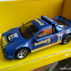 Scalextric: FORD RS 200 METAL5. Lote 184004483