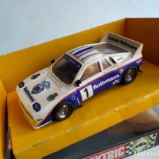 Scalextric: LANCIA 037 ROTHMANS. Lote 184004760