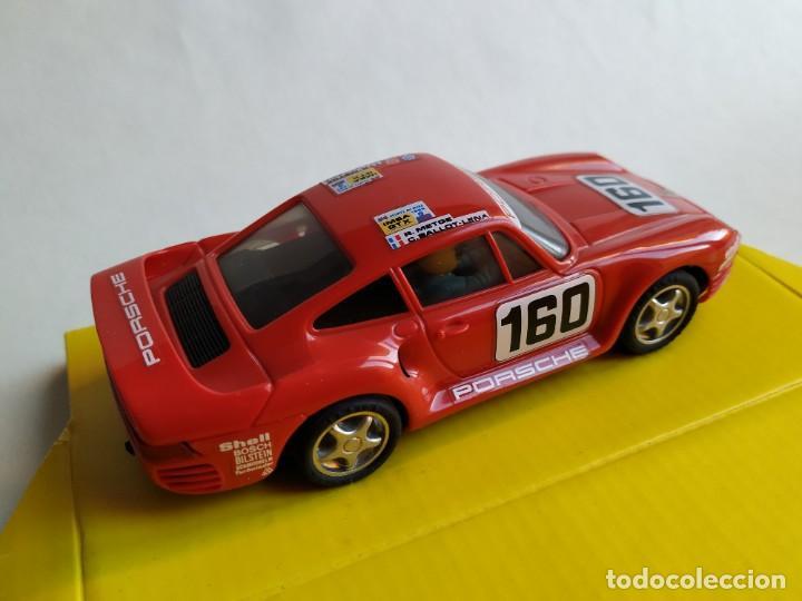 Scalextric: Porsche 959 Rojo - Foto 2 - 184005416