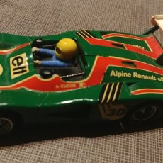 Scalextric: ALPINE 2000 RENAULT TURBO SCALEXTRIC. Lote 184318417