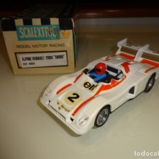 Scalextric: SCALEXTRIC. EXIN. ALPINE RENAULT 2000 TURBO. BLANCO. REF. 4053. Lote 184659073