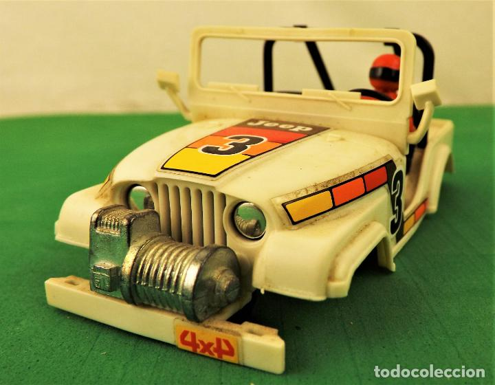 Scalextric: Scalextric STS Carrocería Jeep nº 3 - Foto 2 - 184704877