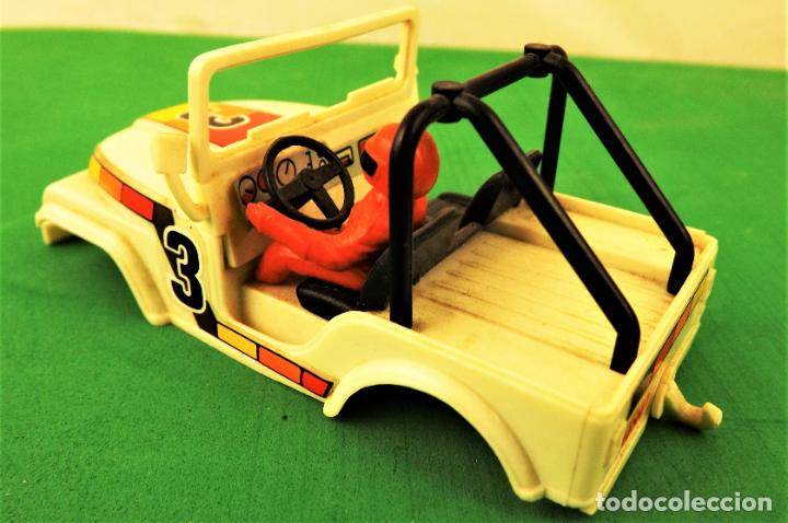 Scalextric: Scalextric STS Carrocería Jeep nº 3 - Foto 4 - 184704877
