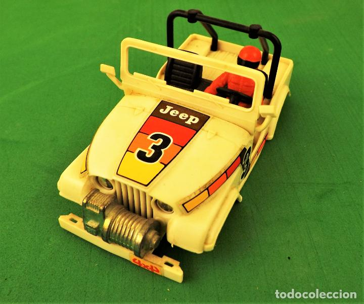 SCALEXTRIC STS CARROCERÍA JEEP Nº 3 (Juguetes - Slot Cars - Scalextric Exin)