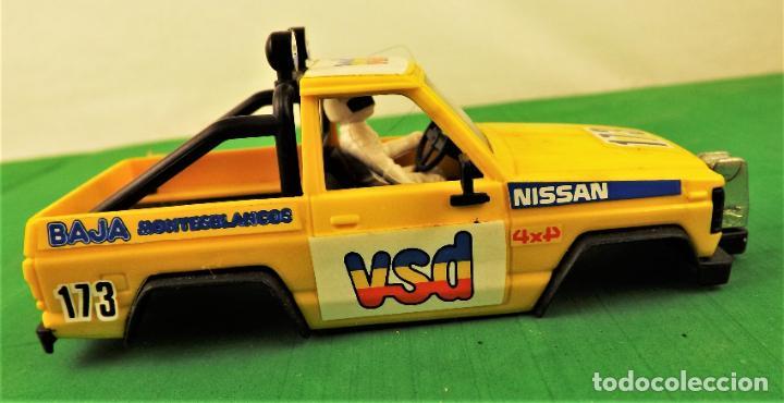 Scalextric: Scalextric STS Carrocería Nissan Patrol nº 173 - Foto 3 - 184704920