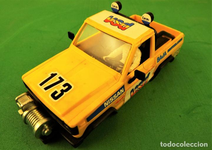 SCALEXTRIC STS CARROCERÍA NISSAN PATROL Nº 173 (Juguetes - Slot Cars - Scalextric Exin)