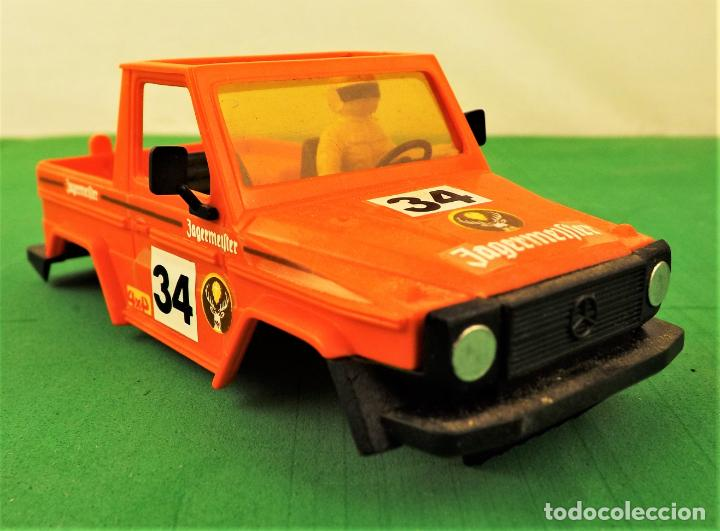 Scalextric: Scalextric STS Carrocería Mercedes G nº 34 - Foto 2 - 184704941