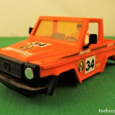 Scalextric: SCALEXTRIC STS CARROCERÍA MERCEDES G Nº 34. Lote 184704941