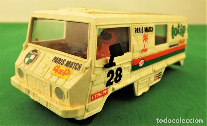 SCALEXTRIC STS CARROCERÍA PINZAGUER TOTIP Nº 28 (Juguetes - Slot Cars - Scalextric Exin)
