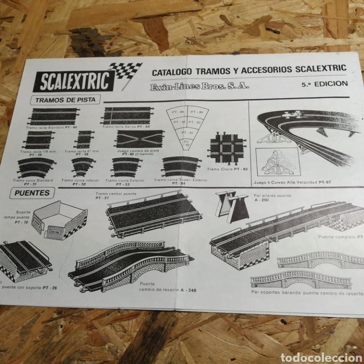 Scalextric: Catálogos Scalextric - Foto 5 - 184717796