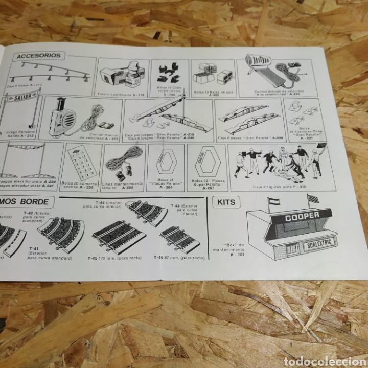 Scalextric: Catálogos Scalextric - Foto 7 - 184717796