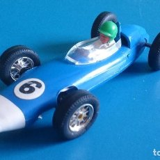 Scalextric: BRM C72 85 FORMULA JUNIOR SCALEXTRIC TRI-ANG FR. Lote 184718527