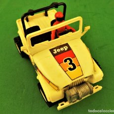 Scalextric: STS SCALEXTRIC JEEP Nº 3. Lote 184778703