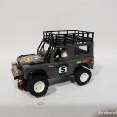 Scalextric: LAND ROVER STS GRIS . Lote 184822795