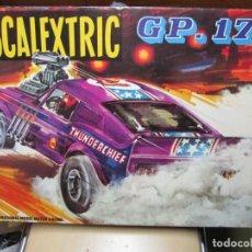 Scalextric: CAJA VACIA CIRCUITO GP 17 SCALEXTRIC EXIN. Lote 184874871