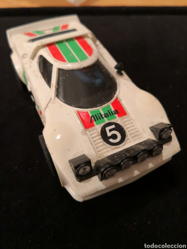 LANCIA STRATOS SCALEXTRIC (Juguetes - Slot Cars - Scalextric Exin)