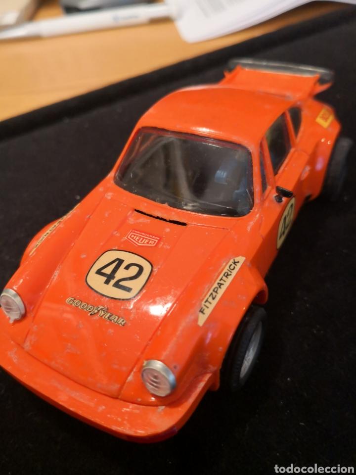 PORSCHE CARRERA (Juguetes - Slot Cars - Scalextric Exin)