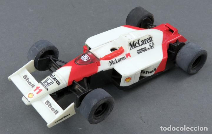 MCLAREN MP4 SCALEXTRIC EXIN MARLBORO AÑOS 80 (Juguetes - Slot Cars - Scalextric Exin)
