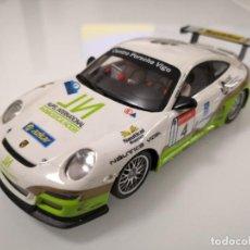 Scalextric: NINCO PORSCHE 911 997 GT3 VALLEJO COSTA BRAVA 2007 Nº3 REFERENCIA 50478 SCALEXTRIC. Lote 185758922