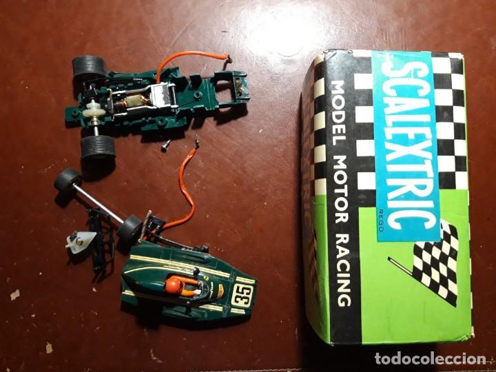 FERRARI B3 SCALEXTRIC EXIN DEFECTUOSO (Juguetes - Slot Cars - Scalextric Exin)