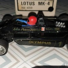 Scalextric: SCALEXTRIC LOTUS MK 4 REF 4059. Lote 186358478