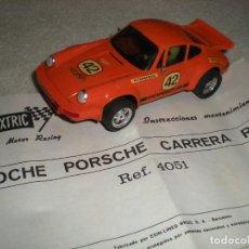 Scalextric: PORSCHE CARRERA RS. Lote 188478486