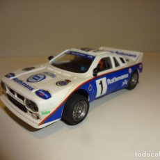 Scalextric: SCALEXTRIC. EXIN. LANCIA 037 ROTHMANS. Lote 188752832