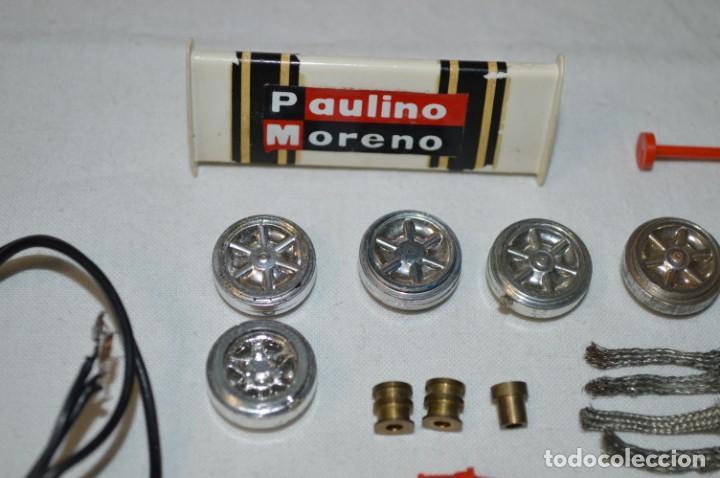 Scalextric: Lote piezas varias. Scalextric. Made in Spain. romanjuguetesymas. - Foto 2 - 189360730