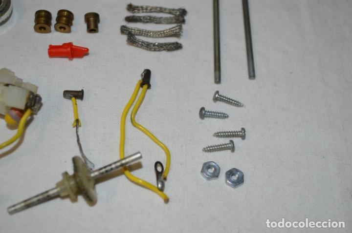 Scalextric: Lote piezas varias. Scalextric. Made in Spain. romanjuguetesymas. - Foto 4 - 189360730