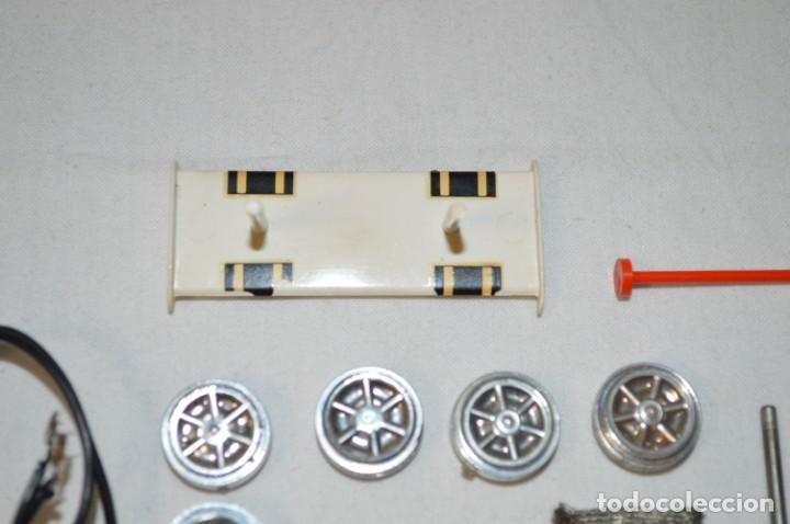 Scalextric: Lote piezas varias. Scalextric. Made in Spain. romanjuguetesymas. - Foto 7 - 189360730