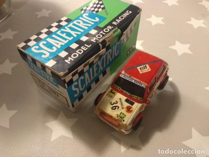COCHE SCALEXTRIC R5 COPA REF 4058 (Juguetes - Slot Cars - Scalextric Exin)