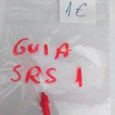 Scalextric: SCALEXTRIC GUIA SRS 1ª SERIE DE EXIN ORIGINAL. Lote 189691330