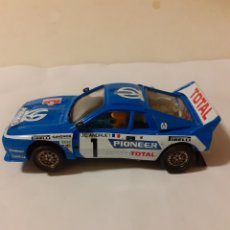 Scalextric: SCALEXTRIC EXIN LANCIA RALLY 037 PIONEER. Lote 190607697