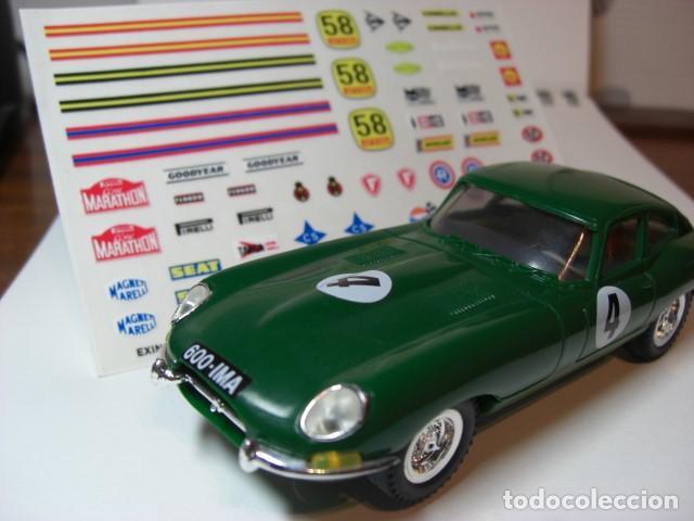 Scalextric: SCX. JAGUAR E. Vintage. - Foto 7 - 154700710