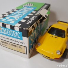 Scalextric: PORSCHE CARRERA RS RESTAURAR EXIN. Lote 190903673