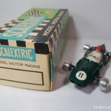 Scalextric: COOPER CLIMAX VERDE EXIN. Lote 190904335