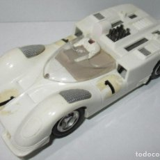 Scalextric: SCALEXTRIC EXIN CHAPARRAL GT BLANCO C-40. Lote 191115787