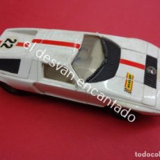 Scalextric: MERCEDES WANKEL C-111. COLOR BLANCO. SCALEXTRIC EXIN. VER FOTOS. Lote 191487562