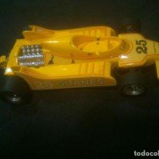 Scalextric: COCHE SLOT SCALEXTRIC LIGIER JS-11 AMARILLO 1981. Lote 191540155