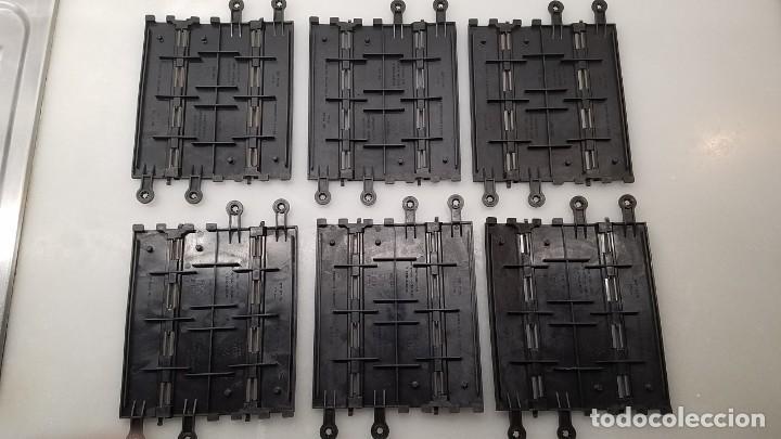 Scalextric: SLOT SCALEXTRIC EXIN TRIANG 6X PISTA TRAMO RECTO 175MM PT/59 - Foto 2 - 191616795