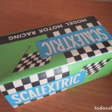 Scalextric: SCALEXCTRIC: CAJA VACIA DE COCHE SCALEXTRIC MODEL MOTOR RACING SIN REFERENCIA. Lote 193828646