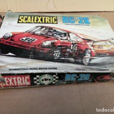Scalextric: RC-28 CAJA SCALEXTRIC RC28. Lote 193902320