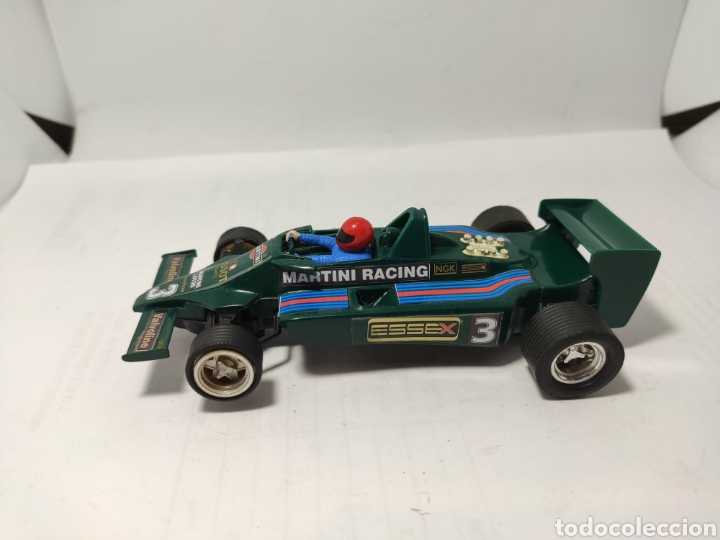 SCALEXTRIC LOTUS MK IV EXIN VERDE (Juguetes - Slot Cars - Scalextric Exin)