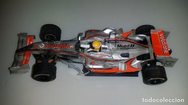 SCALEXTRIC F1 MCLAREN MERCEDES N22 (Juguetes - Slot Cars - Scalextric Exin)