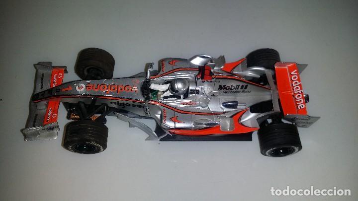 SCALEXTRIC F1 MCLAREN MERCEDES N1 (Juguetes - Slot Cars - Scalextric Exin)